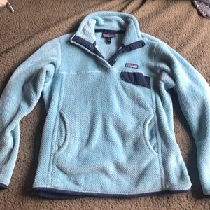 Women's Re-Tool Snap-T Patagonia Pullover!